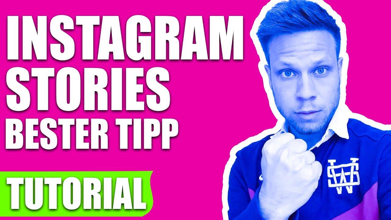 🚀 Instagram Stories – Location und Hashtag Tutorial 🚀