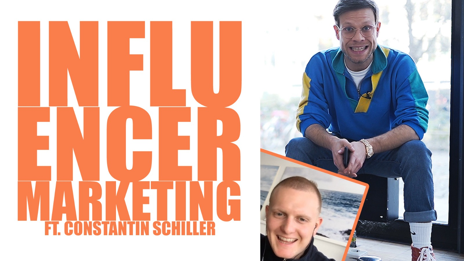 Constantin Schilling im Interview mit Daniel Zoll zu Instagram Marketing