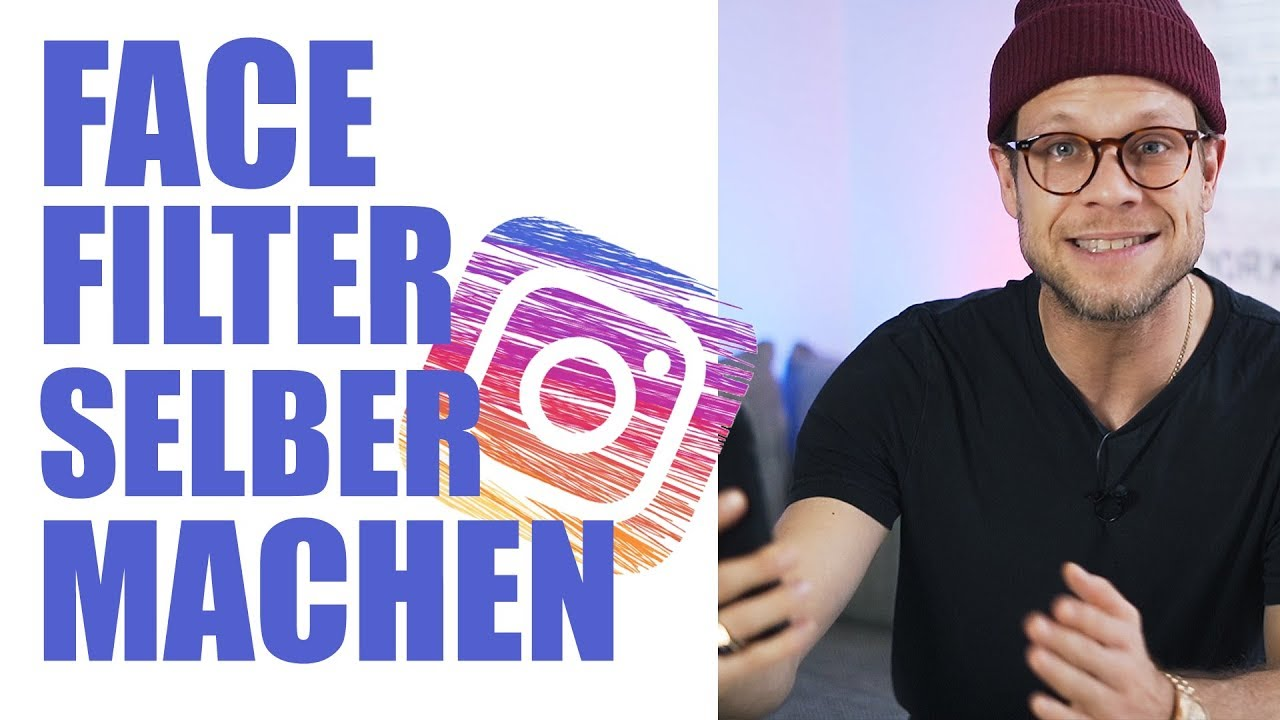 Instagram Face Filter erstellen